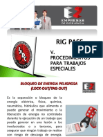 Rig Pass 5 Procedimientos Trabajos Especiales