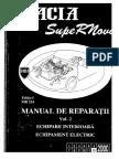 Manual Service DSN Dacia Super Nova Vol 2