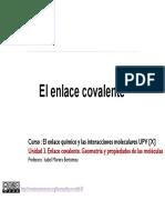 3-1 Enlace Covalente