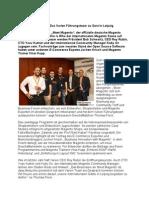 Meet Magento #3.10 – Das Varien Führungsteam zu Gast in Leipzig