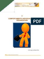 Comportamiento Individual en La Org
