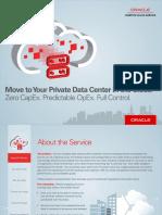 Oracle Compute Cloud Service