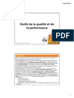 Outils Qualitu00E9 Et Performance 2015 P1