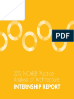 2013PA Internship Report