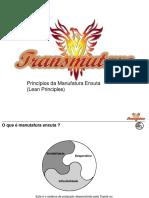 1. Princípios Manufatura Enxuta (Lean)