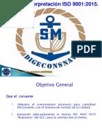 Interpretación Norma ISO 9001 2015