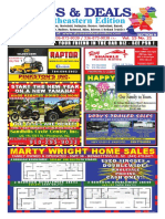 Steals & Deals Classified Publication, Southeastern Edition