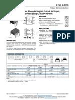 IL755 sheet data