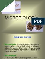 1. Desarrollo de Microbiología.