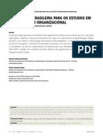 Aprendizagem Organizacional Agenda Brasileira (1)