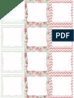 Etiquetas editables, en pdf P&P