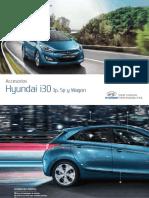 Catalogo Accesorios I30 2015