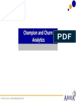 ABIBA Champion Churn Analytics