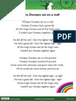 TP1 Humpty Dumpty