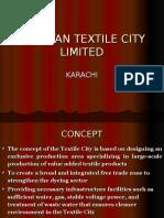 Pakistan Textile City Limited