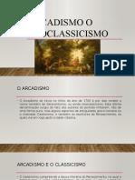 ARCADISMO O NEOCLASSICISMO.pptx