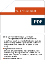 Session 5 External Environment