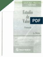 Protocolo Estudio de Valores de Allport