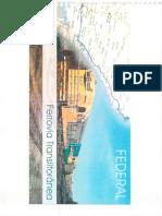 Livro Ferrovia Translitoranea Pedro Railway Sara Regina