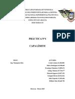 Aero 1 Capalimite