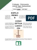 Guía Informativa Octavo Primer Periodo 2