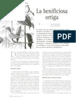 La Beneficiosa Ortiga