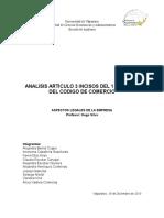 Analisis Articulo 3 Inciso Del 1 Al 12 y 20 (1)