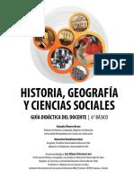 6to Historia Guia Profesor