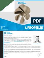 Propeller Tutorial SolidWorks