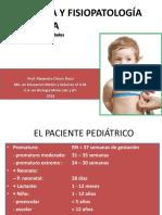 Fisiología y Fisiopatología Pediátrica