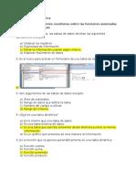 Evaluación Diagnostica de Informatica