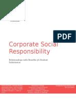 Corporate Social Responsibility- Virtuoso Plan-revised