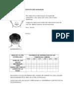 arco reflejo informe de fisio