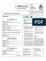Boletin Oficial 26-04-10 - Primera Seccion