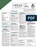 Boletin Oficial 26-04-10 - Tercera Seccion