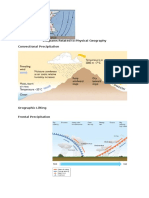 Diagrams Related to Physical Geography