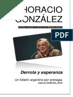 González, Horacio - El Folletín Argentino