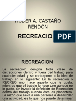 Recreacion tecnico
