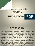 Recreacion tecnico