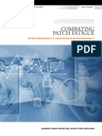 Tripwire Combating Patch Fatigue White Paper