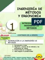 Sesión 1 Introducción a La Ingeniería de Métodos