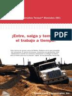 Geomalla Catalogo Spectra en Español
