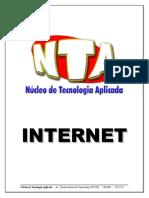Capa Apostila de Internet