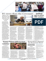 The Daily Tar Heel for March 23, 2016