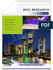 EPIC RESEARCH SINGAPORE - Daily SGX Singapore report of 23 March 2016