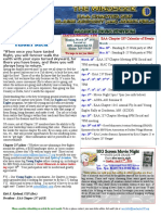 Chapter 237 March 2016 Newsletter