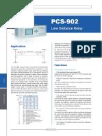 PCS 902 Catalogue