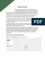 Manual Doctopus