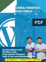 Niagahoster Tutorial Wordpress Untuk Pemula Part1