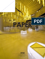 Smar Architects Paper Pavilion